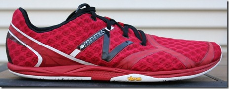 New Balance Minimus Road MR00 Side
