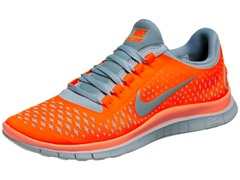 Nike Free 3.0 v4: Initial Thoughts