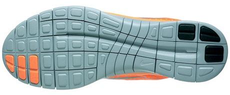 Nike Free 3.0 v4 Sole
