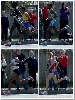 Boston Elite Runner Footstrikes