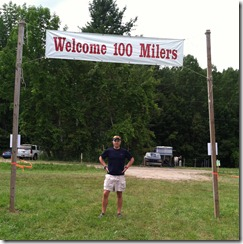Crewing the Vermont 100 Ultramarathon