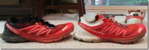 Salomon Sense and Salomon Sense Ultra – A Comparative Review by Ben Luedke
