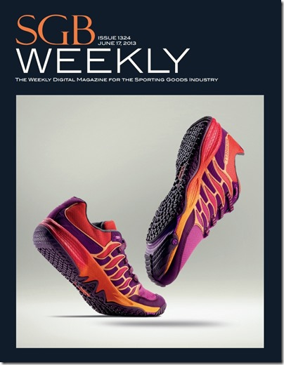 Merrell All Out SGB Weekly