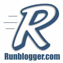Runblogger Logo White