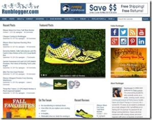 Welcome to the New Runblogger!