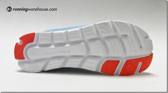 Altra The One 2 RW sole