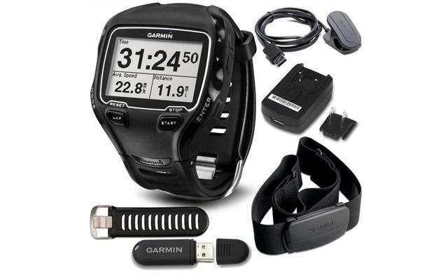 Garmin Forerunner 910XT accessories