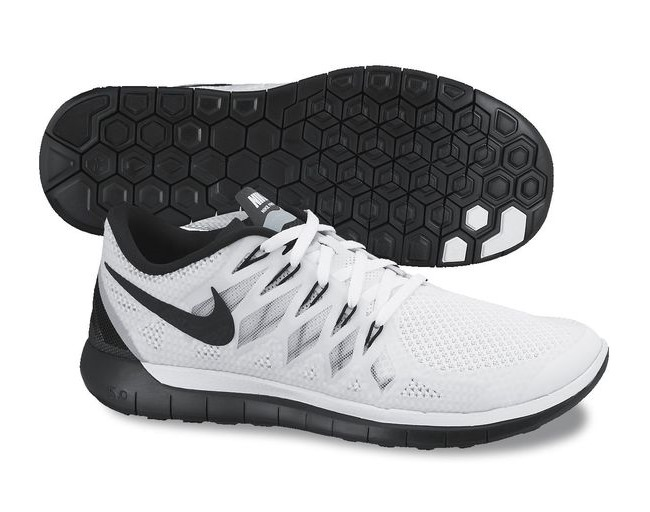 nike free run with black sole