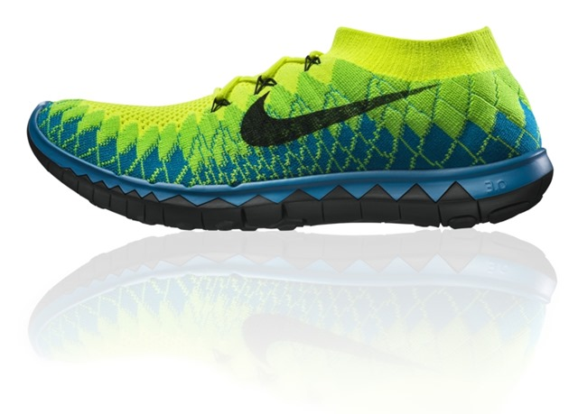 Nike Unveils the Free 5.0 v2, 4.0 v4, and 3.0 v6 for 2014 Runblogger