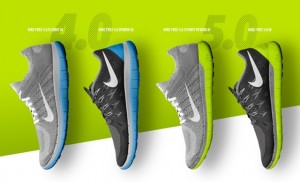 Nike Unveils the Free 5.0 v2, 4.0 v4, and 3.0 v6 for 2014
