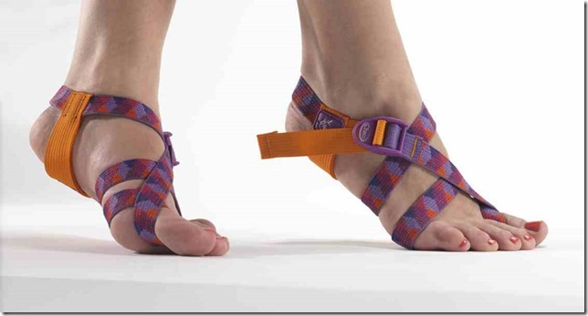 Chaco Barefoot Z