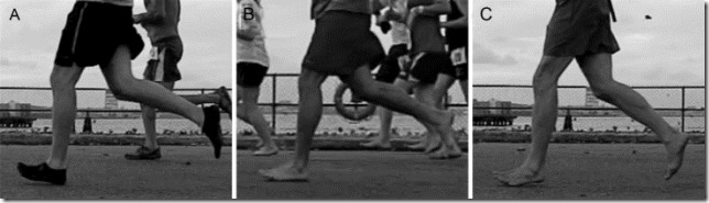 NYC Barefoot Run