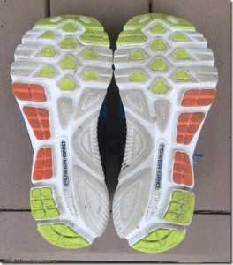 Saucony Kinvara 5: Forty Mile Update