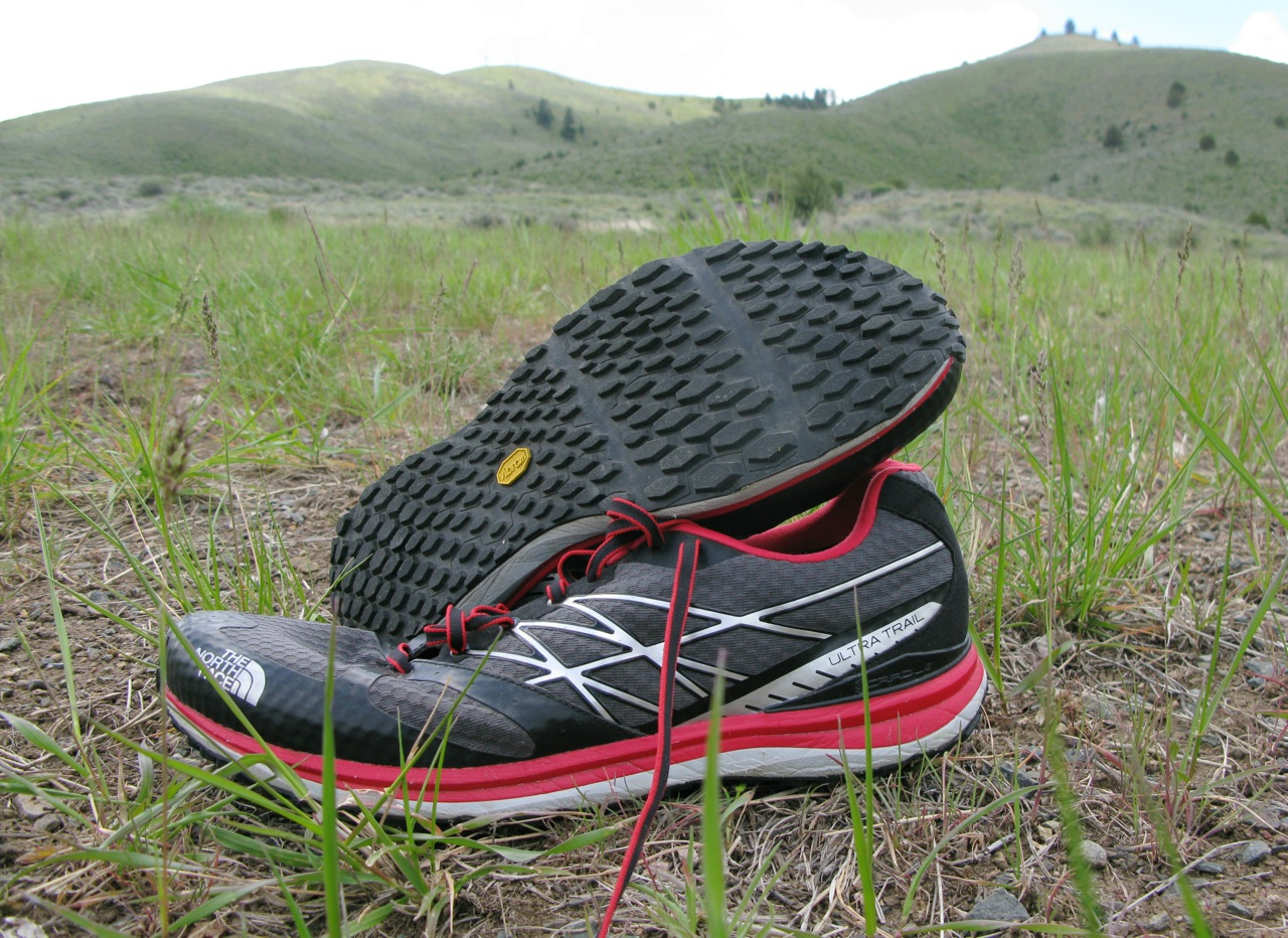 The North Face Ultra Trail Shoe Stats Via Running Warehouse