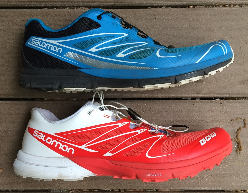Salomon Trail Running Shoe For Hallux Rigidus