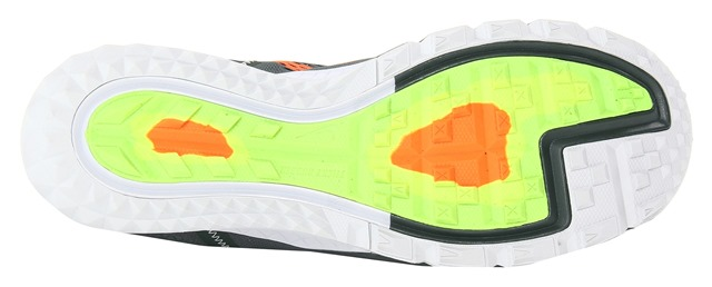 Nike Terra Kiger sole