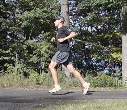 Peter Larson Running