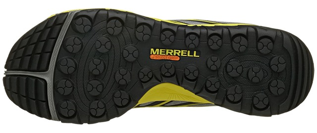 Merrell AllOut Rush sole