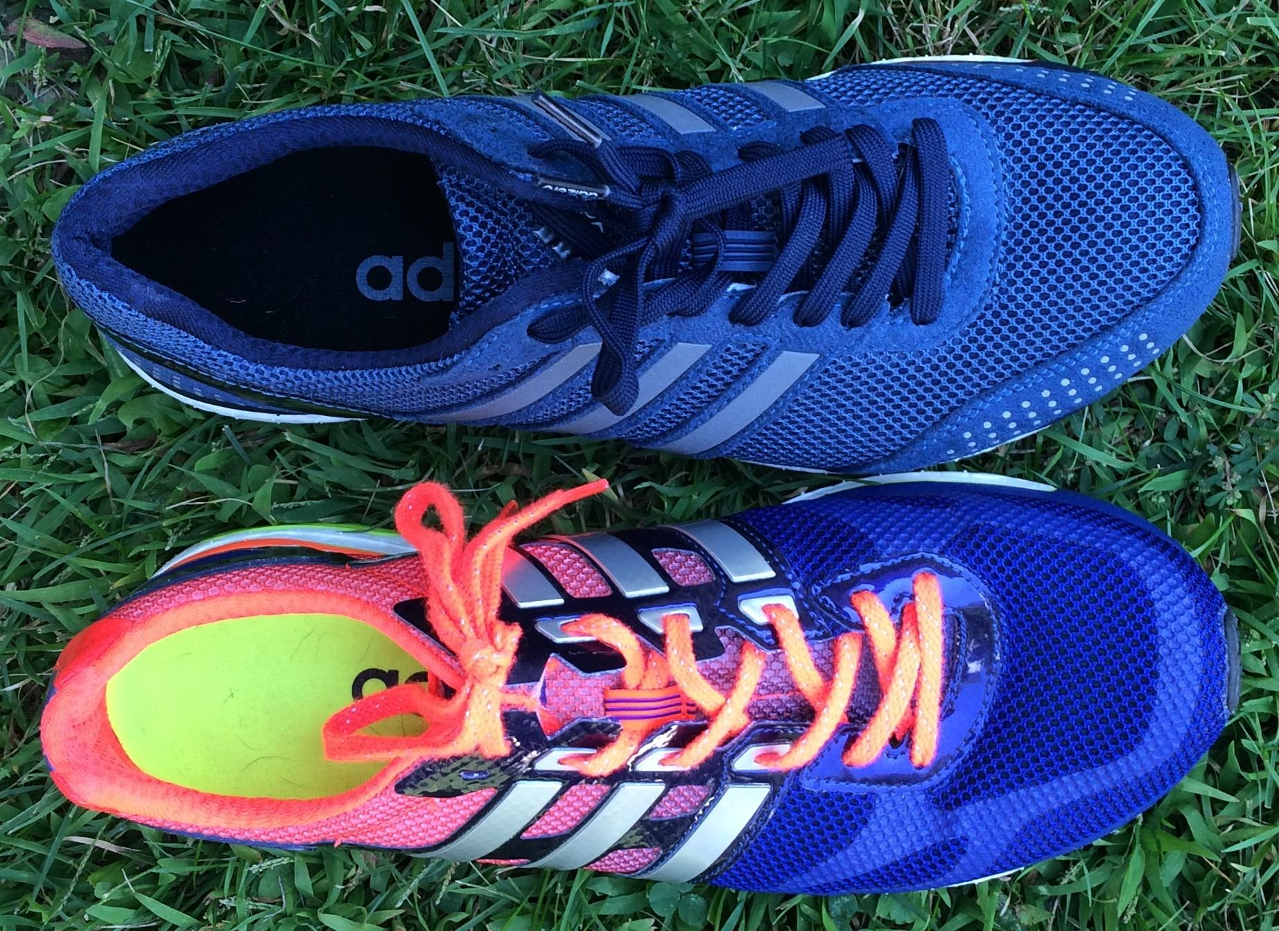 Adizero Adios Delle Donne Adidas Recensione Impulso 2 WDvAsqaR