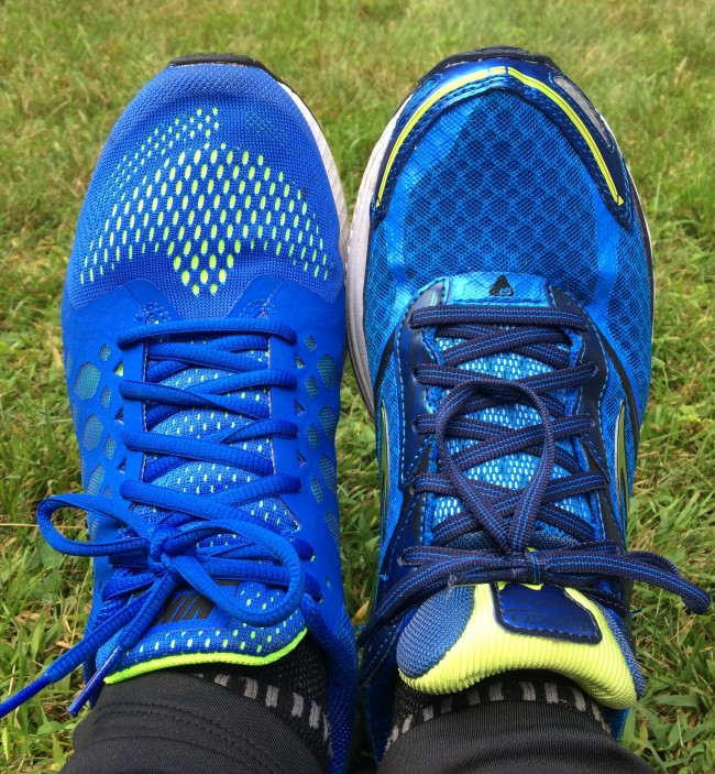 Brooks Ghost 7 Nike Pegasus Comparison