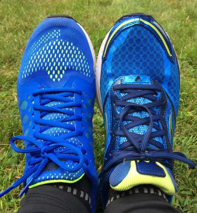 Brooks Ghost 7 Nike Pegasus Comparison