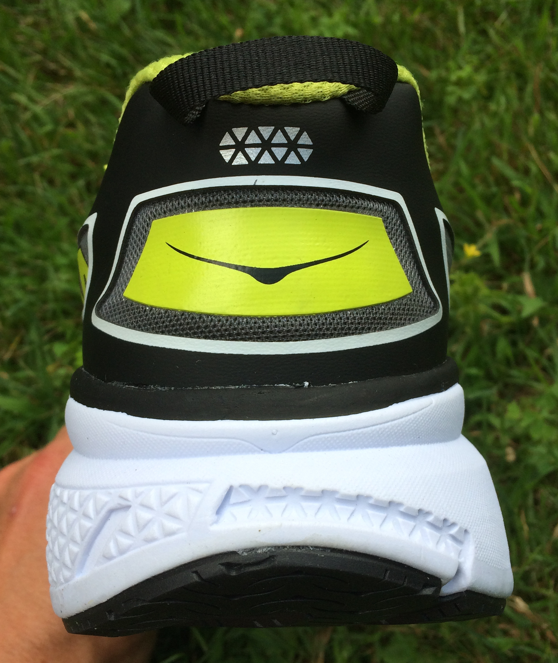 Hoka Clifton Rear
