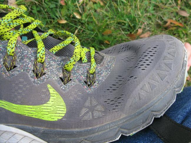 Nike Terra Kiger Forefoot