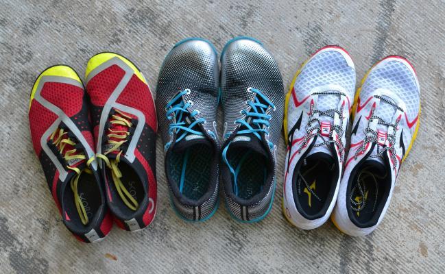 Three Shoe Compare
