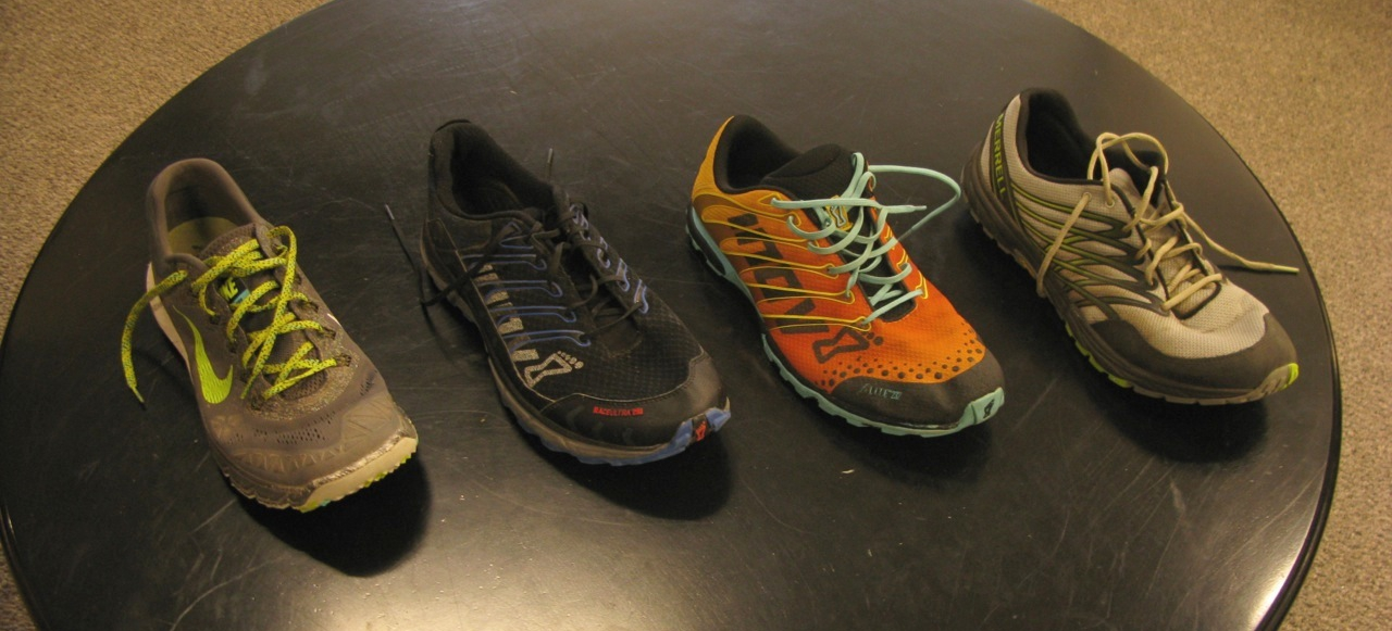 Top Trail Shoes 2014