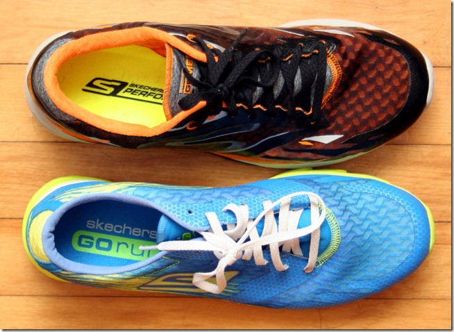 Skechers GoMeb Speed 3 vs 2