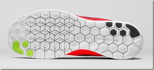 Nike Free 5.0 sole