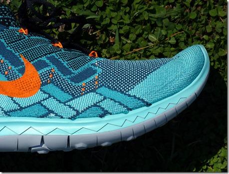 Nike Free 3.0 2015 Toe Spring