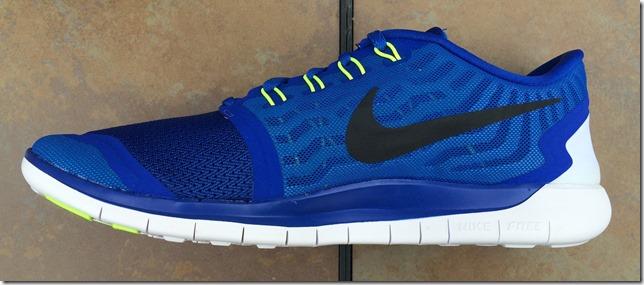 Nike Free 5.0 2015 medial