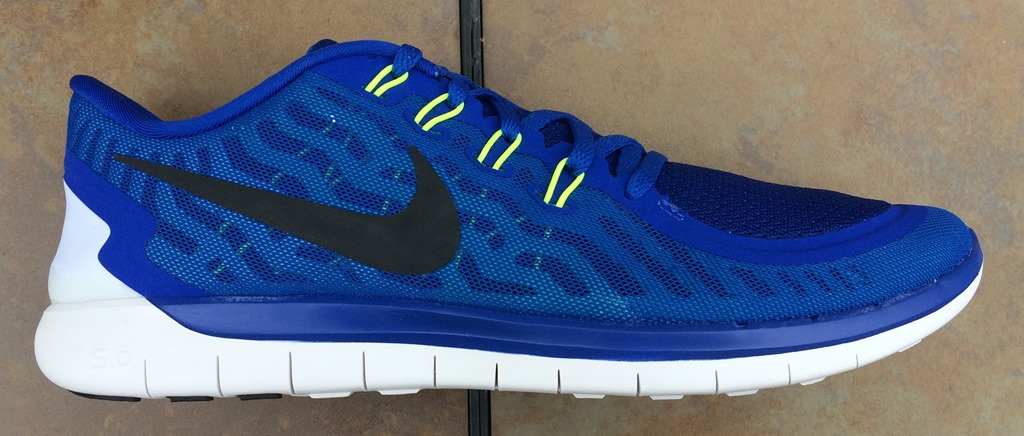 nike free run 5.o reviews