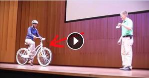 Neuroplasticity bike
