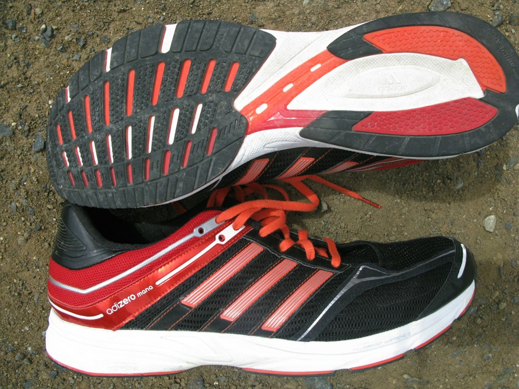 Mens Adidas Shoes Size   Black And Orange