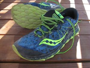 Saucony Nomad TR Trail Shoe Review