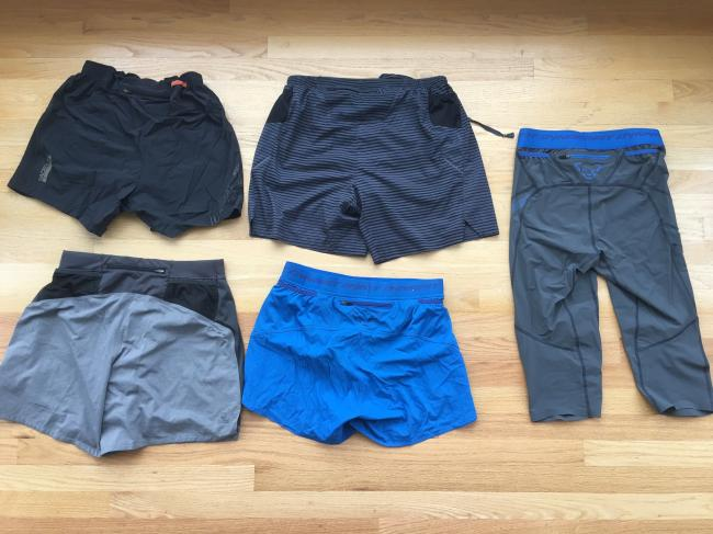 Trail Running Shorts