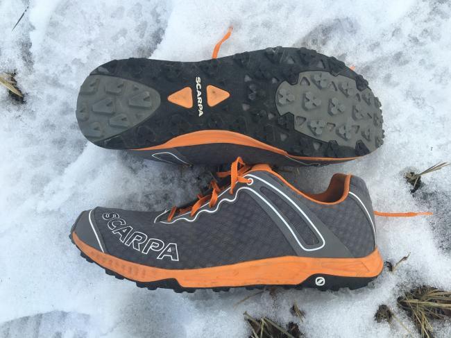 Scarp TRU Trail Shoe