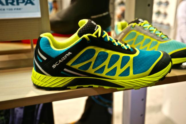 Very nice upper design and I know the last is good based on running in the Scarpa TRU recently (a short review for that one soon).