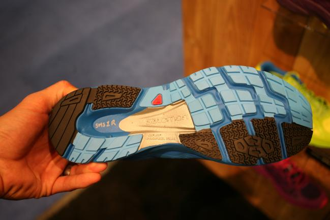 Very similar outsole to S-Lab Sonic.