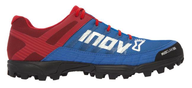 Mudclaw 300 Blu Red 1-15