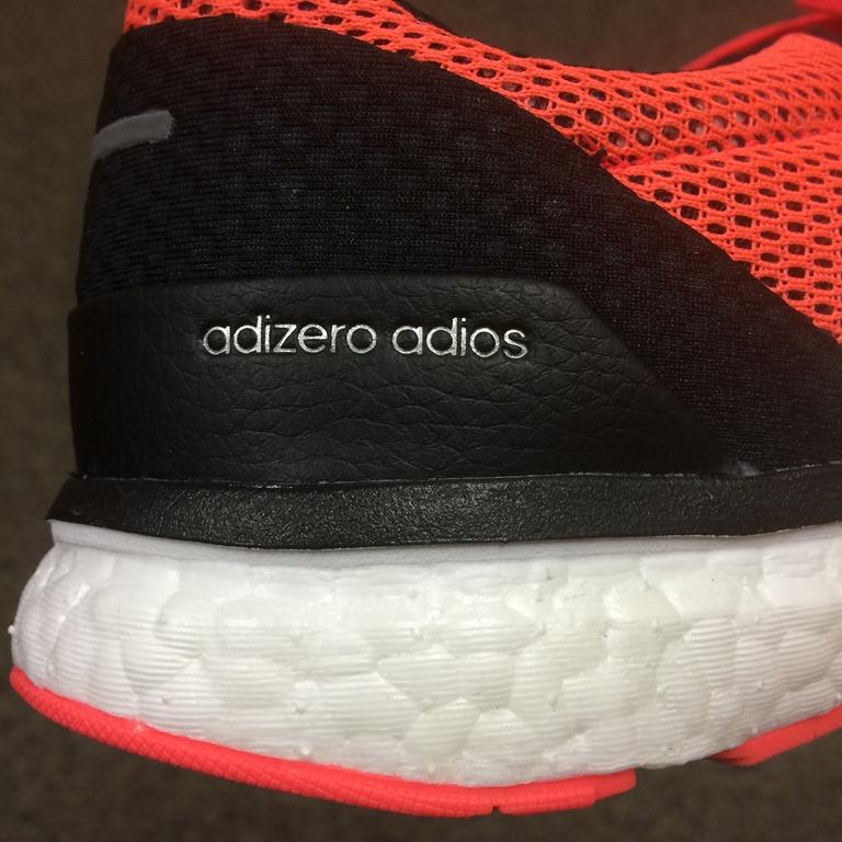 Adidas Adizero Adios Øke 3,0