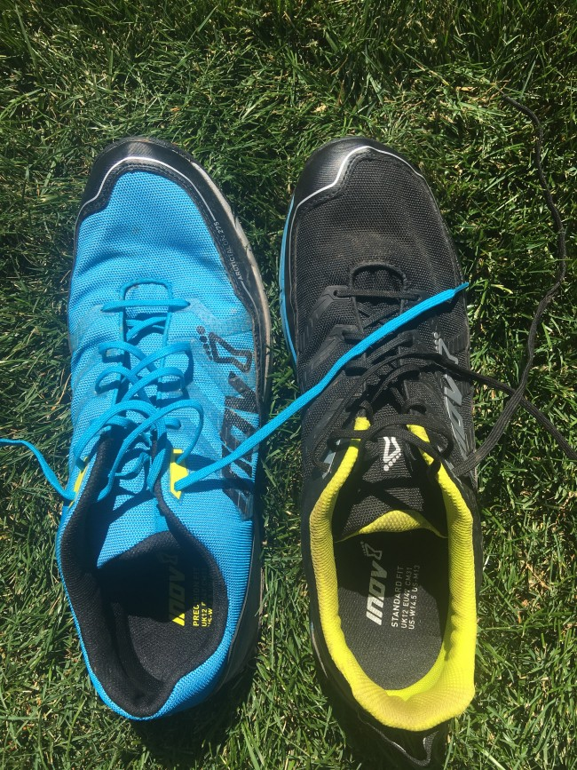 Arctic Claw 300 on right has a significantly wider toebox and midfoot fit than the Talon 275 on left...I like both but for different reasons