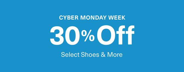 Amazon Cyber Monday Shoe Sale