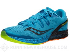 Saucony Freedom ISO blue